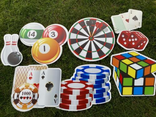 adult games like pool, poker, cards  Maryland DMV area