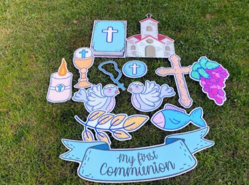 christian flair first communion
