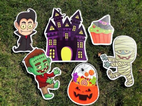 halloween flairs 2