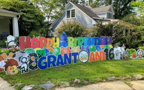 happy birthday rainbow alexandria va
