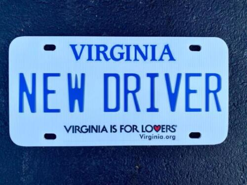 new driver flair
