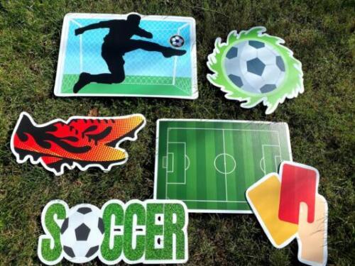 soccer flair set