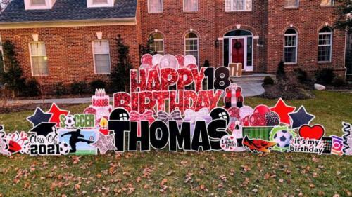 thomas 18th birthday reston va