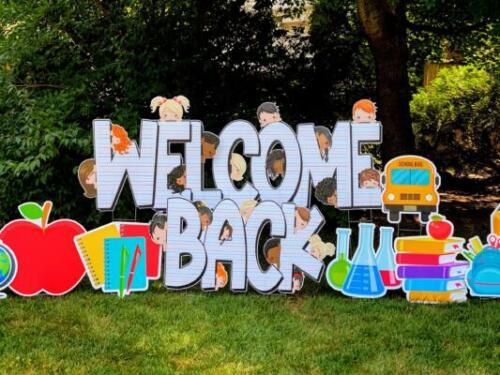 welcome back schools kids