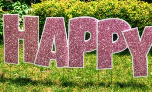 sparkle pink sign 2